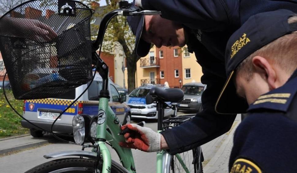Film do artykułu: Odzyskał rower po 5 latach, dzięki... naklejce