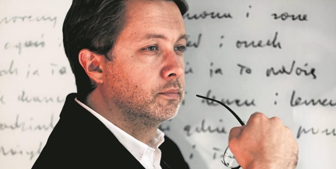 Michał Rusinek: Nie wiem czy Wisława Szymborska wybrałaby się na demonstrację KOD, ale kto wie...