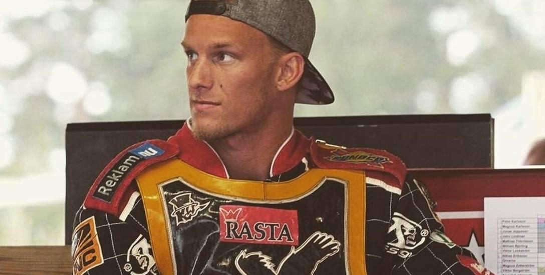 Mathias Thörnblom liczy na dobre występy w barwach Wilków