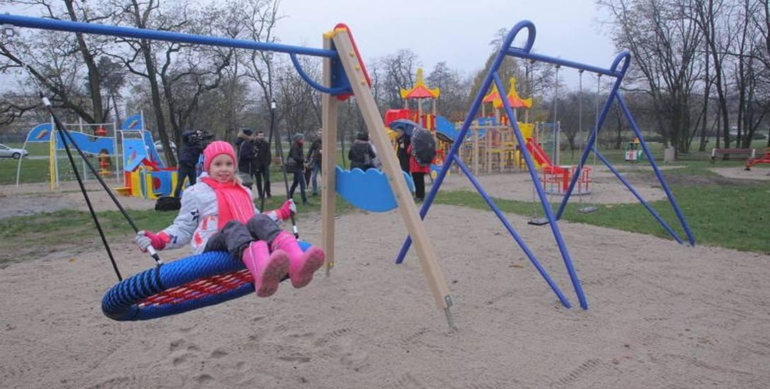 """W 2016 roku Natalia miała 7 lat, gdy zgłaszała do PBO 2017 swój projekt """"Dzieci dzieciom. Park Tysiąclecia parkiem 1000 zabaw"""". Rok później maluchy mogły"""