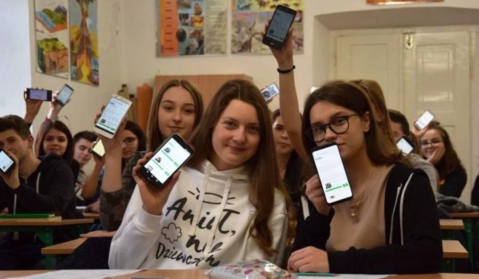Film do artykułu: Superklasa 2018. Poznajcie uczniów z I LO w Zamościu. I D prowadzi w głosowaniu (WIDEO)