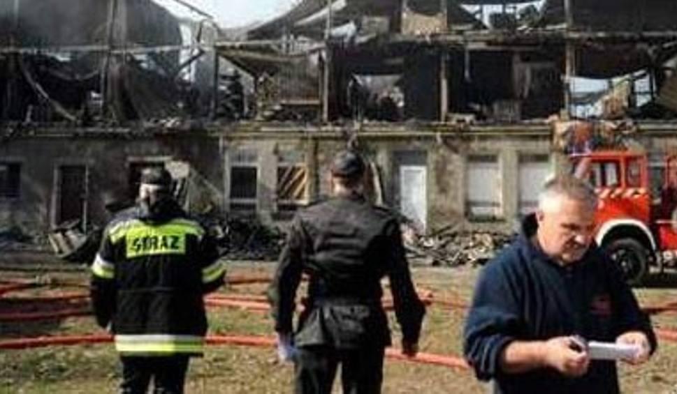 Po Tragedii W Kamieniu Pomorskim Zaprószenie Ognia Przyczyną Pożaru