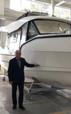 Rewolucję w designie jachtów wprowadziły...maszyny CNC - opowiada projektant Jacek Centkowski