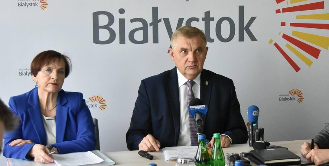Budżet historyczny, ale nie wyborczy. Tadeusz Truskolaski o budżecie miasta 2018