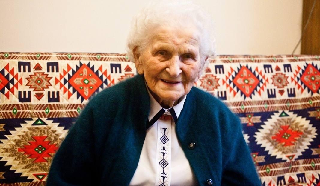 Weronika Boryczko z Bochni świętowała swoje 106. urodziny, jest najstarszą mieszkanką powiatu bocheńskiego