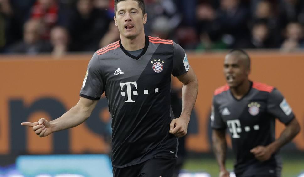 Film do artykułu: Liga niemiecka. Bayern przygotował nowy kontrakt dla Lewandowskiego. Bajońskie zarobki!