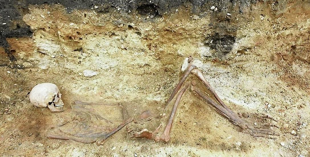 Czarownica pochowana w centrum Pruszcza? Nietypowe odkrycie archeologów