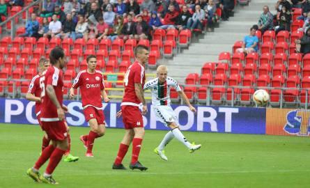 GKS Tychy pokonał Bytovię 1:0