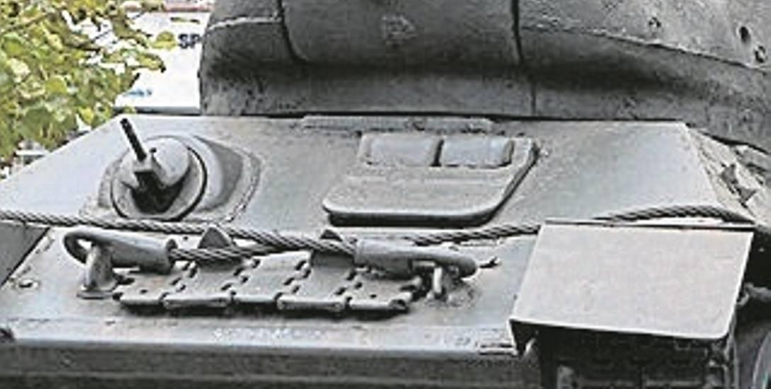 """Czy nadal T-34 będzie """"bronił"""" Gliwic, czy Bydgoszczy."""