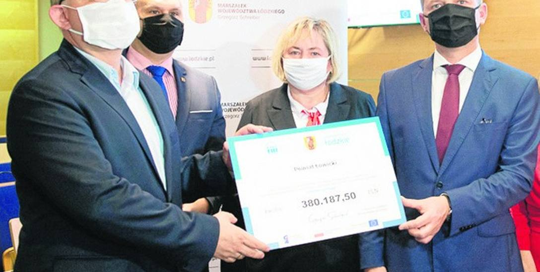 Pracownicy DPS w Borówku dostaną większe wynagrodzenia