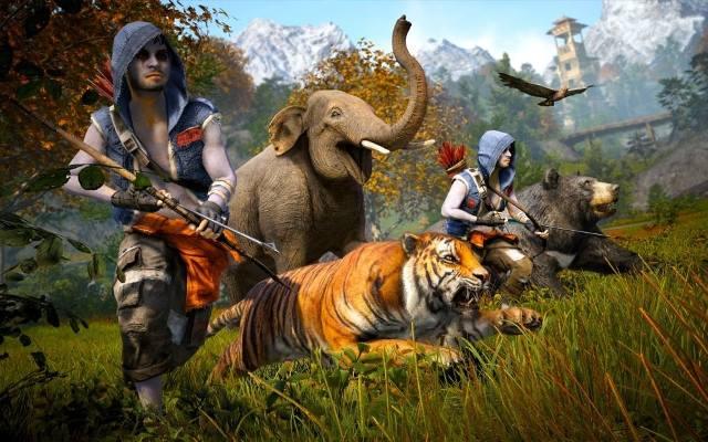 Far Cry 4: Zestawy gadżetów do zdobycia [konkurs]