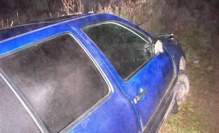 Rowerzysta jechał prosto na samochód. Zderzenia nie udało się uniknąć… (zdjęcia)