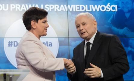 """Rekonstrukcja rządu PiS: Jarosław Kaczyński zastąpi premier Beatę Szydło? """"Na 99 procent tak"""""""