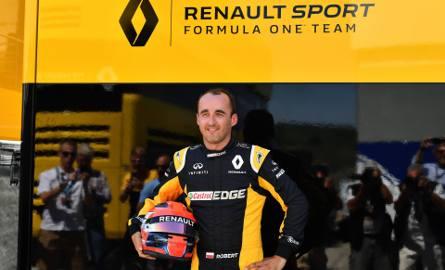 Robert Kubica wróci do wyścigów Formuły 1... jeszcze w tym roku? (video)