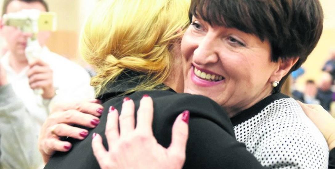 Elżbieta Anna Polak przyznała, że emocje były do końca, ale koalicja została utrzymana