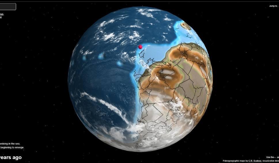 Film do artykułu: Gdzie byłby region radomski 600 milionów lat temu? Zobaczcie wyjątkowe mapy sprzed milionów lat [ZDJĘCIA]