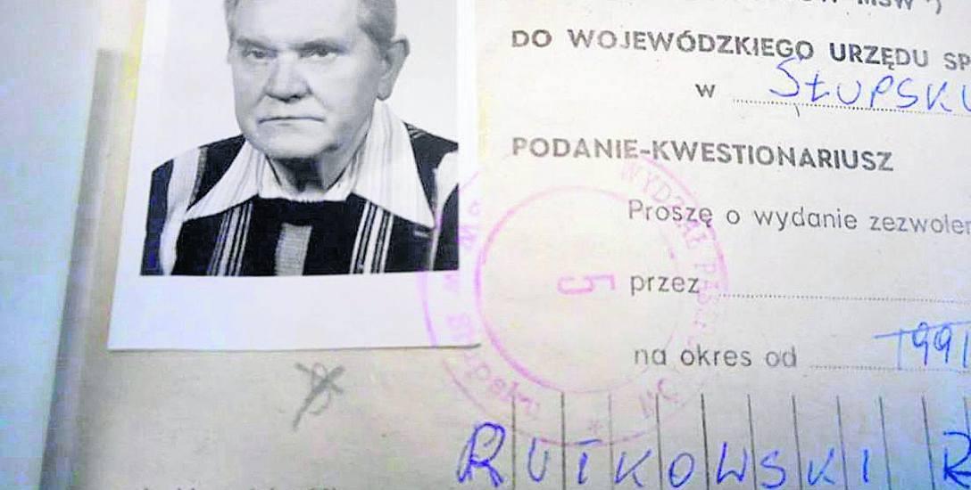 Wspomnienie o Rajmundzie Rutkowskim. Historia jego bogatego życia