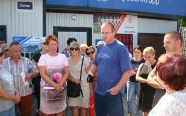 Mieszkańcy Babic zapowiadają, że będą stanowczo walczyć o przywrócenie pasów na ul. Śląskiej