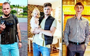 Kawiarnia, pizzeria, zakład fotograficzny... Oto pomysły młodych Ukraińców na życie w Polsce