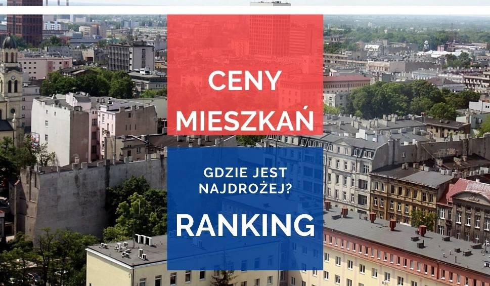 Film do artykułu: Ceny mieszkań w Łodzi. W której części Łodzi mieszkania są najdroższe? ZOBACZ NAJNOWSZY RANKING