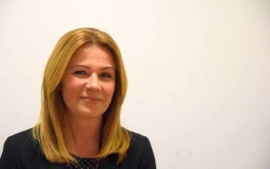 Katarzyna Krupicka, regionalny rzecznik prasowy Zakładu Ubezpieczeń Społecznych województwa podlaskiego