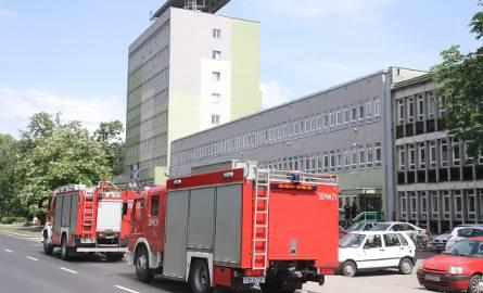 Alarmy bombowe we wrocławskich urzędach i telewizji
