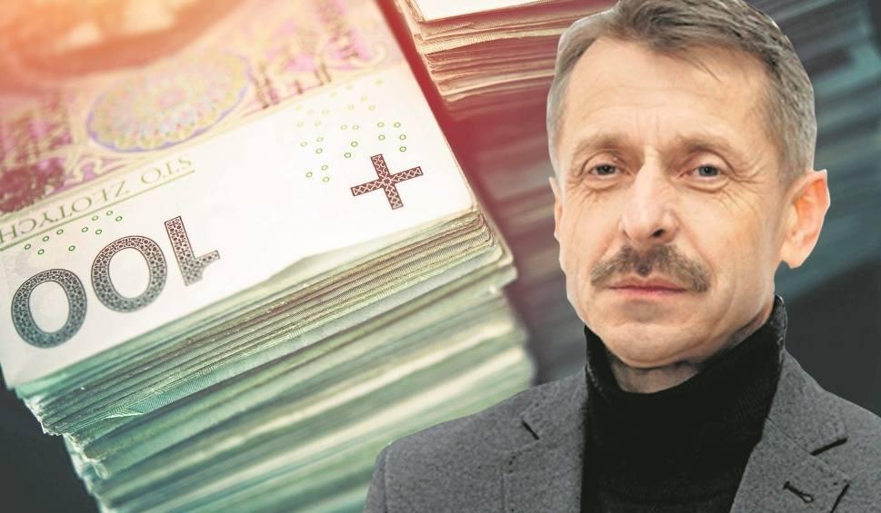 Film do artykułu: Burmistrz Mirosław Wędrychowicz mówi, że przed Bieczem czas spłacania kredytów. W innych samorządach też liczą pieniądze