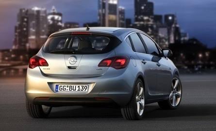 Nowy Opel Astra będzie produkowany w Gliwicach