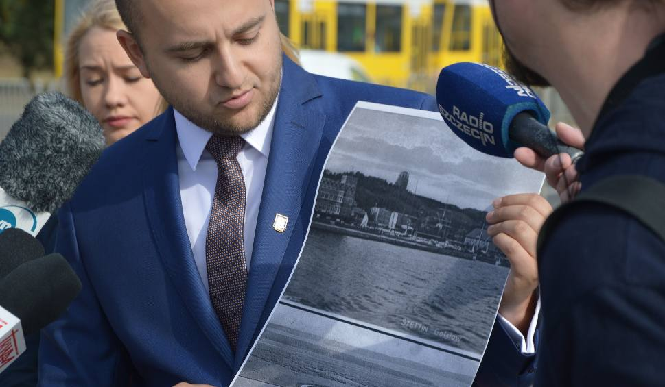 Film do artykułu: PiS: Szczecin musi się bardziej związać z wodą i gospodarką morską