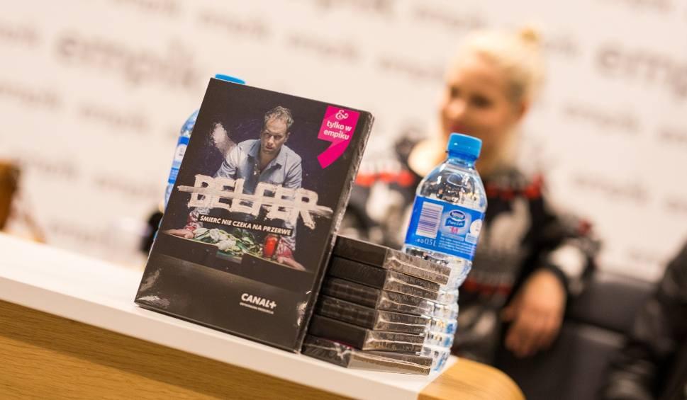 Film do artykułu: Belfer 2 [nowy zwiastun, kiedy premiera serialu Canal plus]