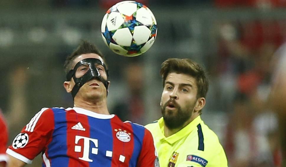 Film do artykułu: Liga Mistrzów. Barcelona - Bayern Monachium, czyli klasyk nadspodziewanie rzadki [BILANS] [HISTORIA SPOTKAŃ]