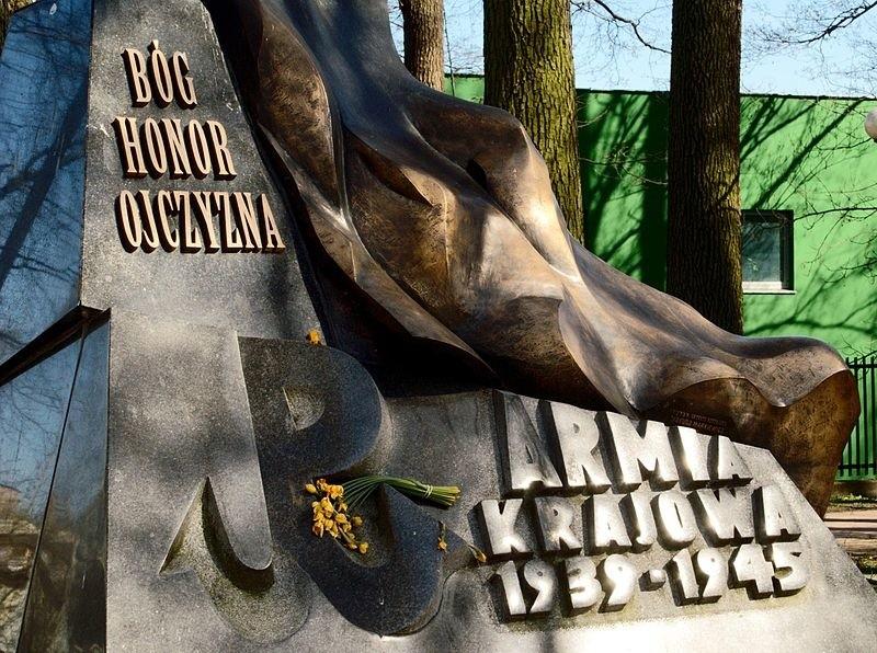 Pomnik AK w Sopocie