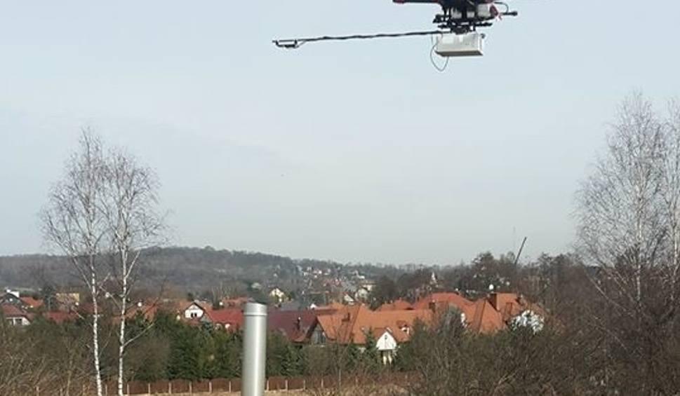 Film do artykułu: Dronem w smog? Radny zawstydza urzędników