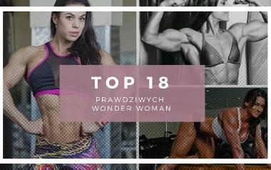 NIE UWIERZYSZ, jak one wyglądają! Oto 18 prawdziwych Wonder Woman! Te mięśnie was POWALĄ!