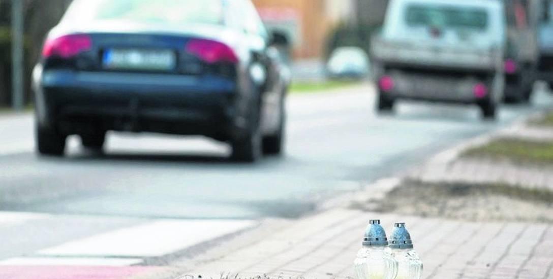 W ciągu zaledwie roku na tym odcinku drogi doszło do dwóch tragicznych wypadków, w których zginęły 3 osoby
