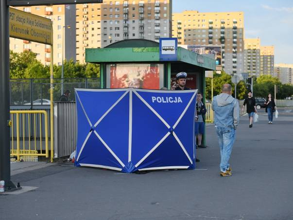 Poznań: Nożownik z Al. Solidarności był pijany