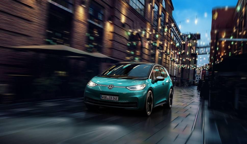 Film do artykułu: Premiera nowego elektrycznego Volkswagena ID.3 już 9 października w Katowicach. Ile będzie kosztował?