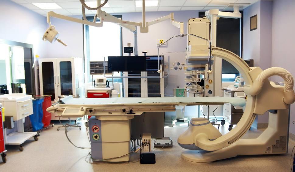 Film do artykułu: Ultranowoczesny szpital kardiologiczny dla sądeczan. Góralska ciupaga dla profesora [ZDJĘCIA, WIDEO]