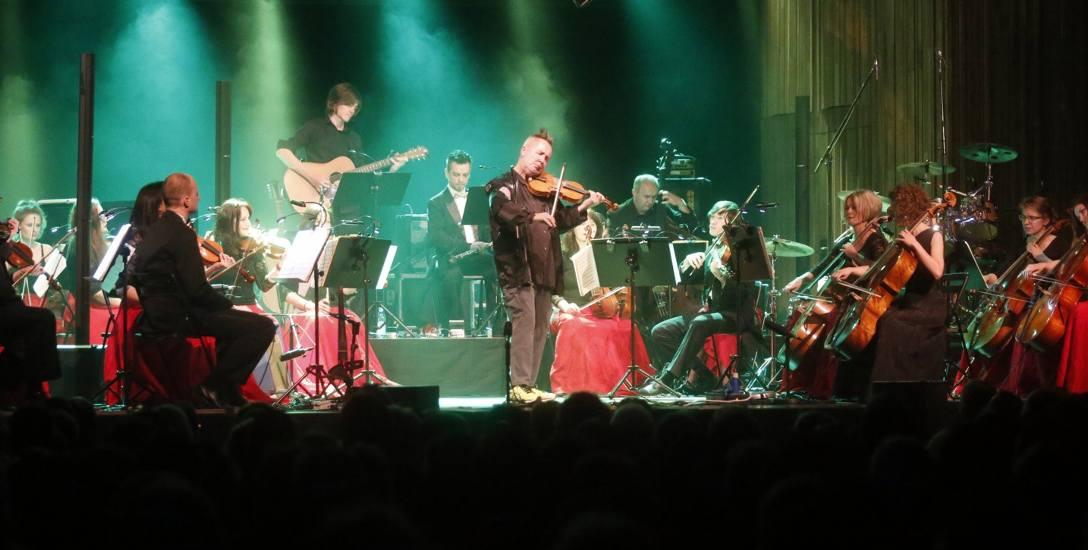 Koncert Nigela Kennedy'ego i Capelli Gedanensis w Gdańsku - 2017 rok