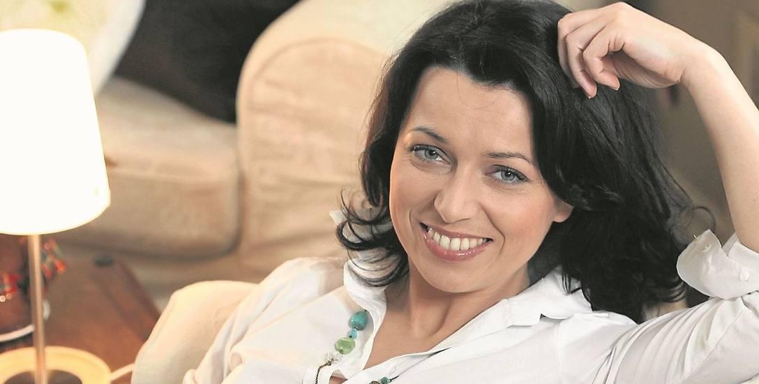 Katarzyna Pakosińska śmiech to zdrowie - dzięki temu ja prawie nie choruję