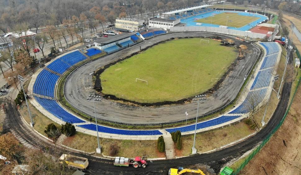Film do artykułu: Czy uda się powiększyć pojemność stadionu żużlowego przy Al. Zygmuntowskich?