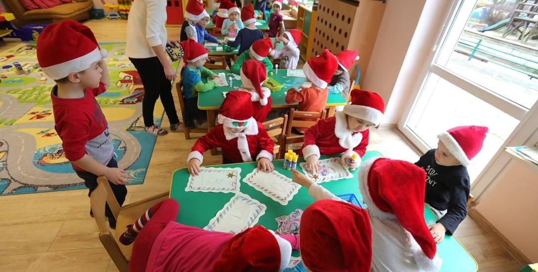 Dzieci już listy piszą... Mikołajki to przecież też czas na prezenty