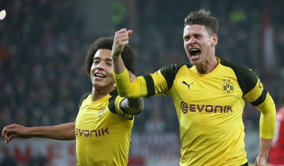 Film do artykułu: RB Lipsk - Borussia Dortmund, Bundesliga. Wynik. Drużyna Łukasza Piszczka triumfowała w hicie kolejki [wynik meczu, relacja]