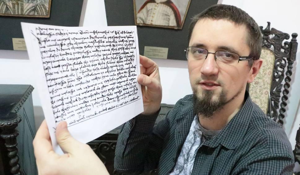 Film do artykułu: Kto napisał pierwszy list miłosny w języku polskim? Marcin z Międzyrzecza!