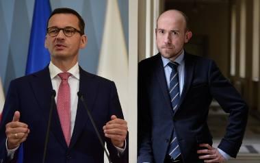 Morawiecki kontra Budka. Jedynki w jesiennych wyborach