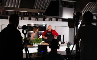 Artysta w kuchni: co przyrządziła Joanna Chacińska z zespołu Bisquit? Zobacz 2. odcinek!