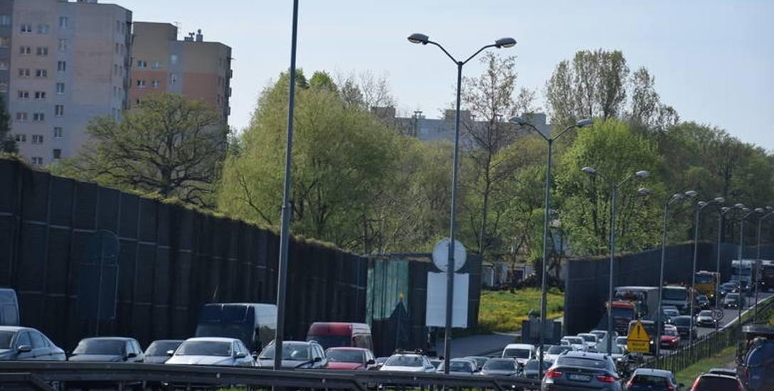 Od 27 maja na DK86 w Katowicach będzie już obowiązywać czasowa organizacja ruchu