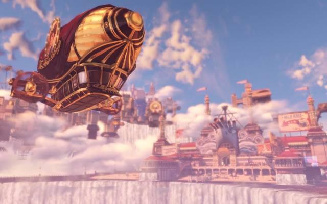 Bioshock: Infinite. Podniebne miasto (wideo)