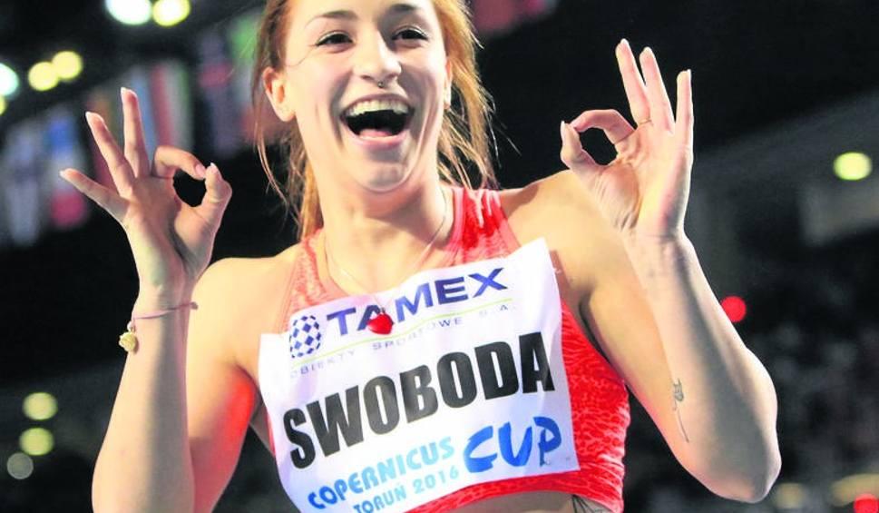 Film do artykułu: Ewa Swoboda zajęła trzecie miejsce na mityngu w Glasgow (wideo)