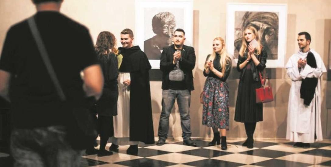 Otwarcie wystawy odbyło się w piątek w Opactwie Tynieckim